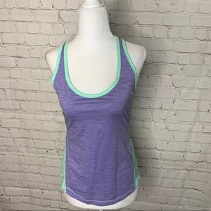 Old Navy Active Semi-Fitted Tank Top.